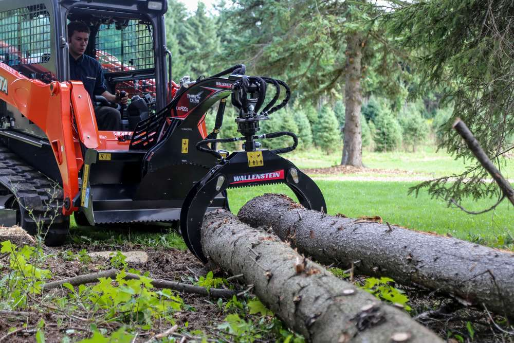 LXG420R | Log Grapples | LXG400 Series - Skidsteer